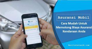 Cara Mudah Untuk Memotong Biaya Asuransi Kendaraan Anda